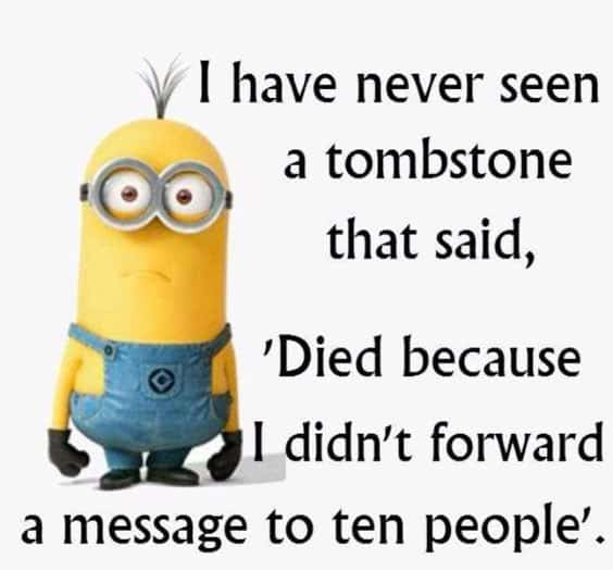 Funny Minions Quote You're Going To Love #funny quotes posters