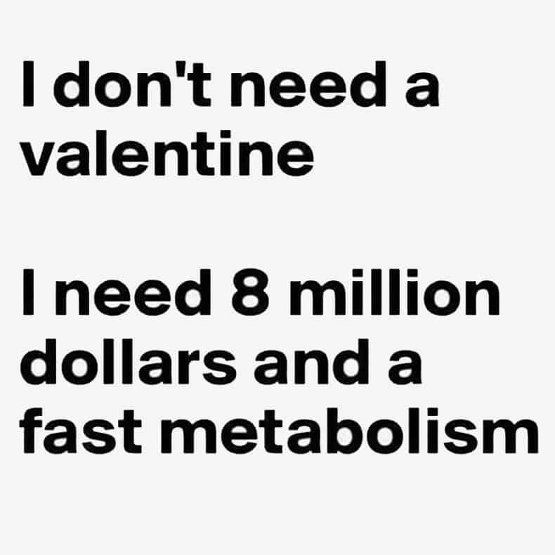 Top 30 Funny Valentines Day Quotes 12