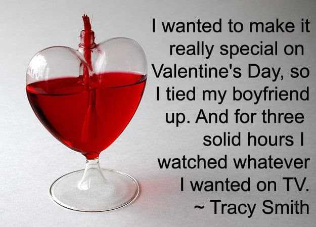 Top 30 Funny Valentines Day Quotes 26