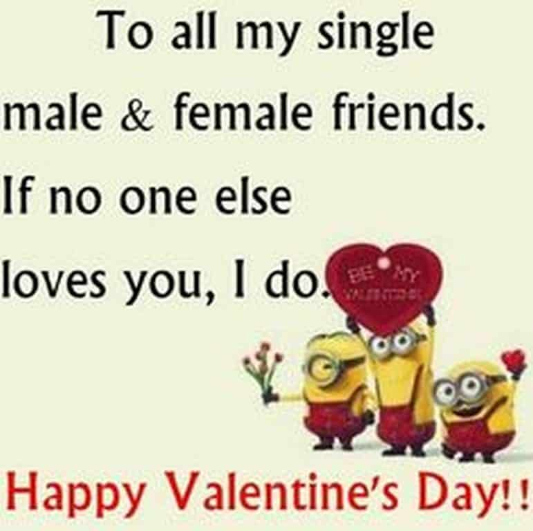 Top 30 Funny Valentines Day Quotes 3