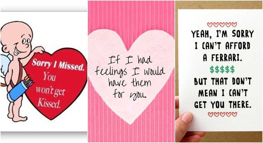 Top 30 Funny Valentines Day Quotes