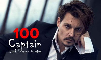100 Captain Jack Sparrow Funny Johnny Depp Quotes
