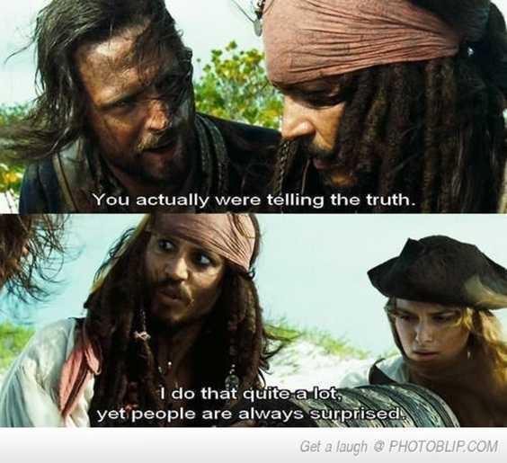 100 Johnny Depp Funny Captain Jack Sparrow Quotes 23