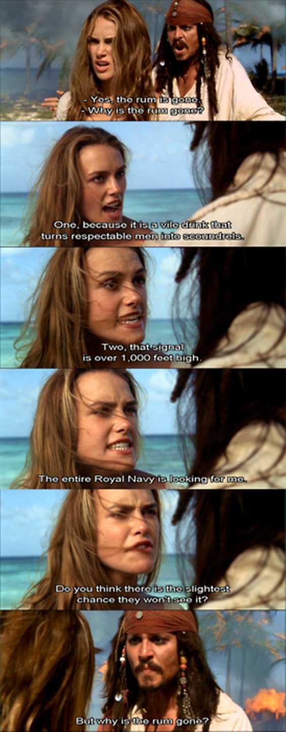 100 Johnny Depp Funny Captain Jack Sparrow Quotes 43