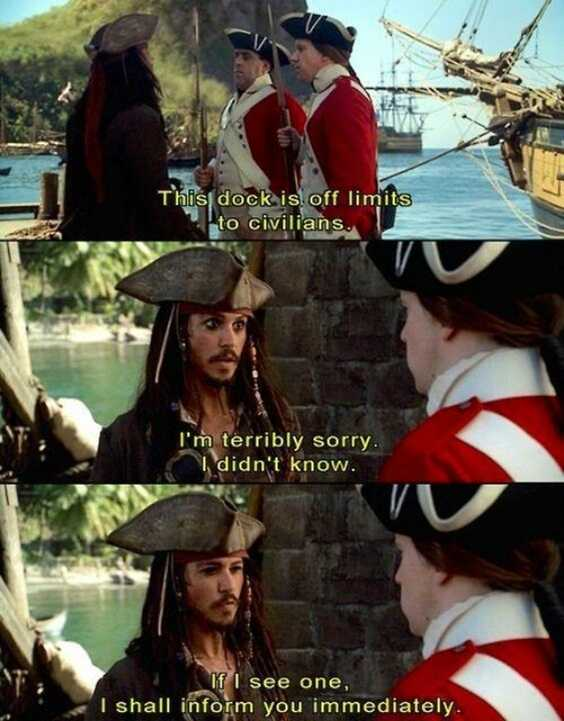 100 Johnny Depp Funny Captain Jack Sparrow Quotes 44