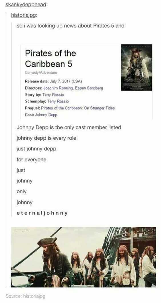 100 Johnny Depp Funny Captain Jack Sparrow Quotes 73