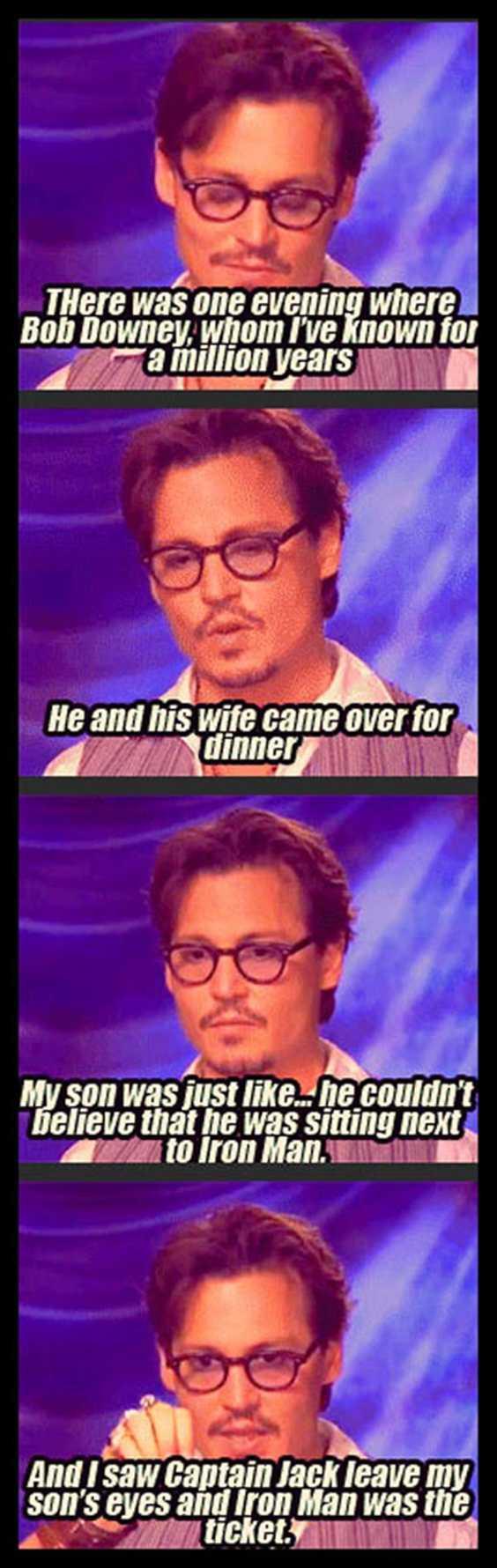 100 Johnny Depp Funny Captain Jack Sparrow Quotes 80