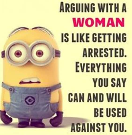 37 Very Funny minions Quotes 32