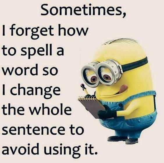 30 Short Funny Words And Funny Quotes Of The Day 15