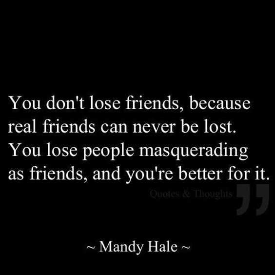 Top 55 Awesome Quotes On Fake Friends And Fake People 22