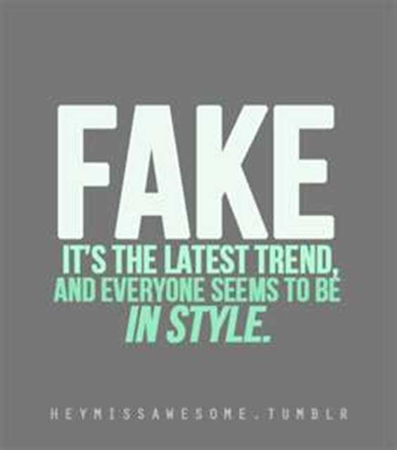 Top 55 Awesome Quotes On Fake Friends And Fake People 4