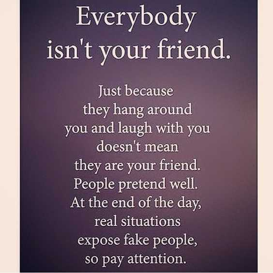Top 55 Awesome Quotes On Fake Friends And Fake People 44