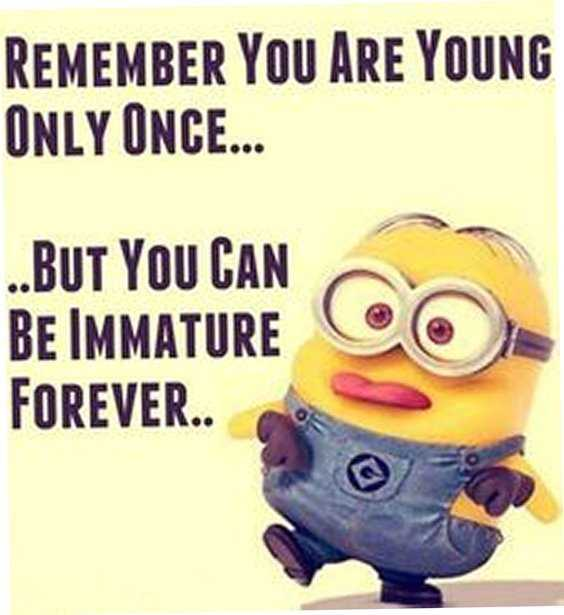 65 Best Funny Minion Quotes And hilarious pictures to laugh ...