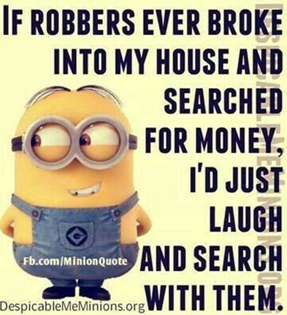 65 Best Funny Minion Quotes And hilarious pictures to laugh 59