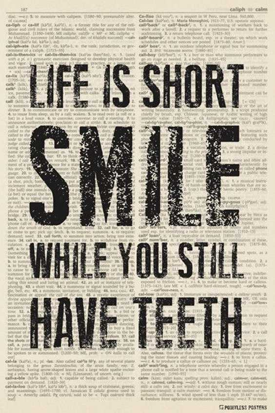 Top 70 Smile Quotes Sayings And Famous Quotes 47