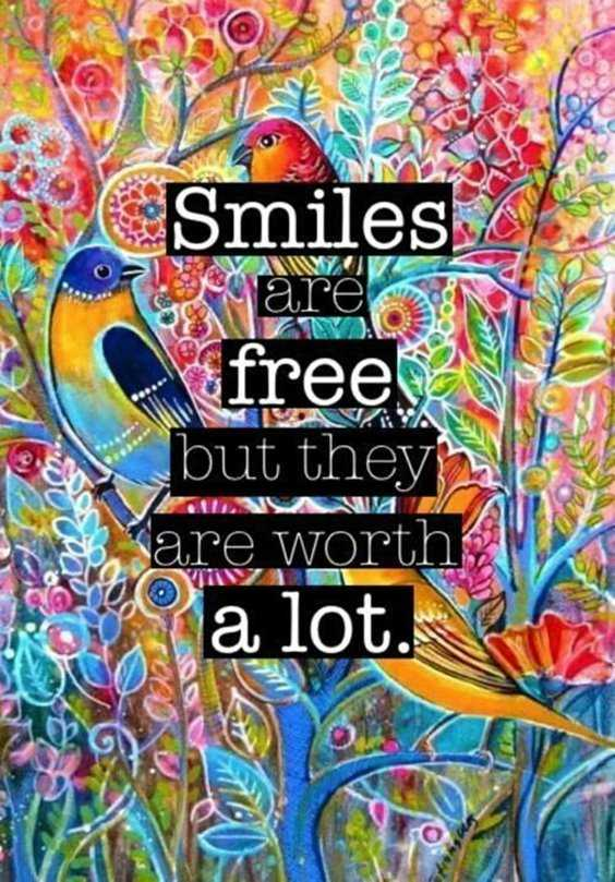 Top 70 Smile Quotes Sayings And Famous Quotes 65