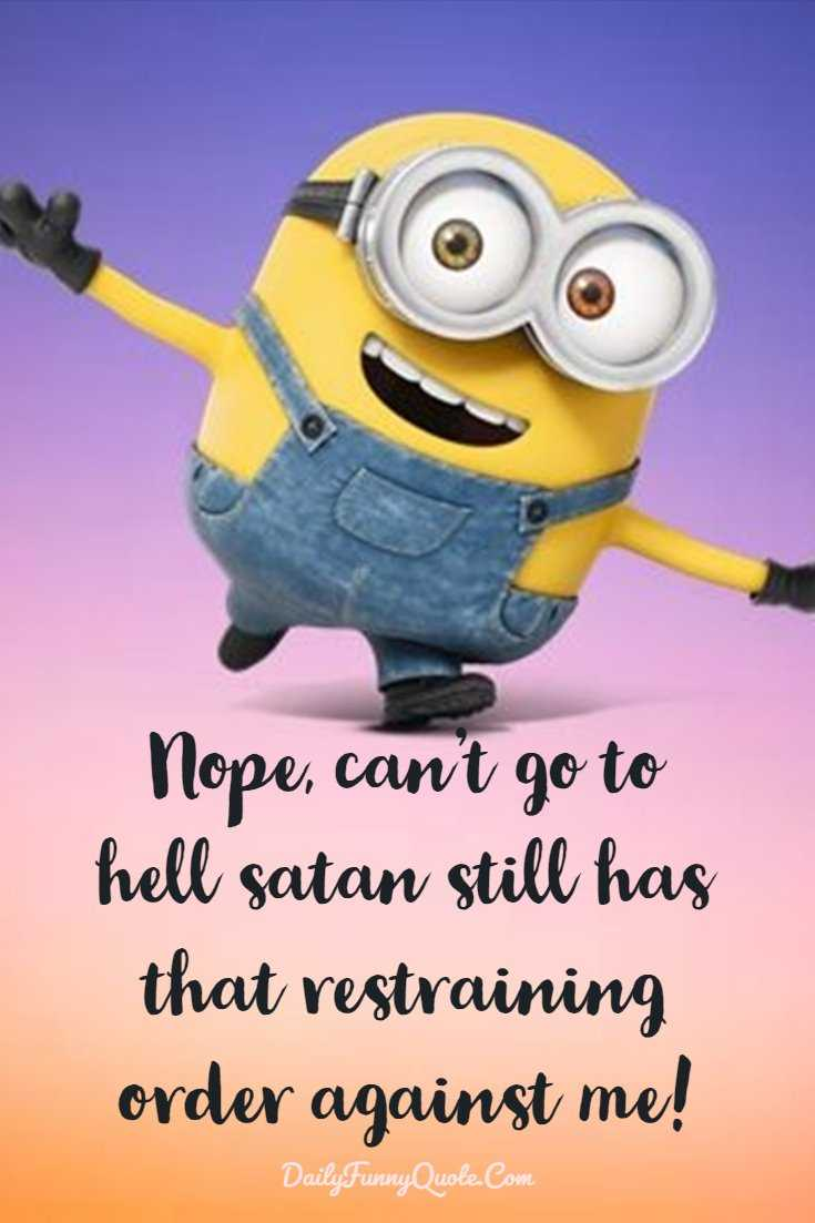 Minions Quotes 40 Funny Quotes Minions And Short Funny Words 5