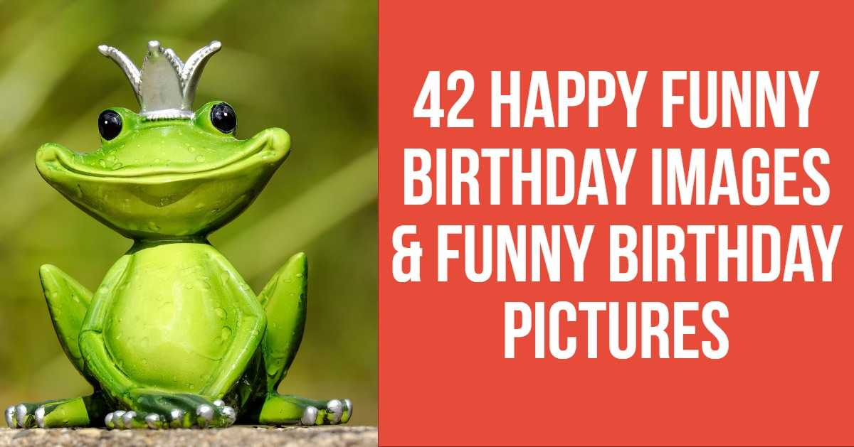 Happy Funny Birthday Images Funny Birthday Pictures