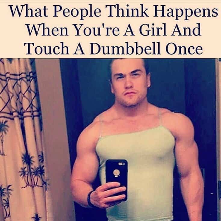 24 Gym Memes About Going To The Gym That Are Way Funnier Than They Should Be21