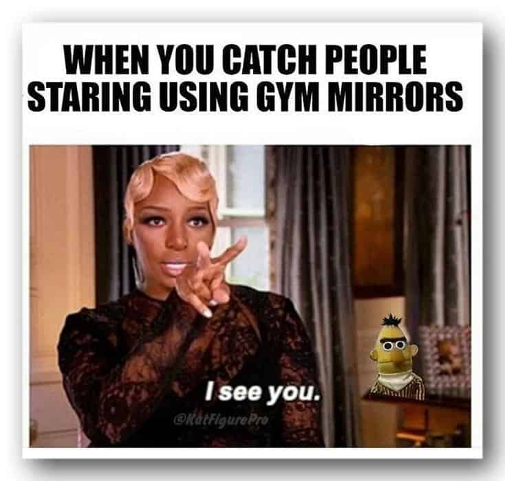 24 Gym Memes About Going To The Gym That Are Way Funnier Than They Should Be8