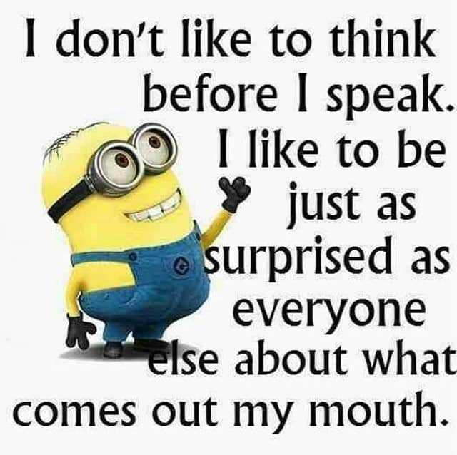 27 Funny Quotes Inspirational That will Inspire You — Minions Quotes 3