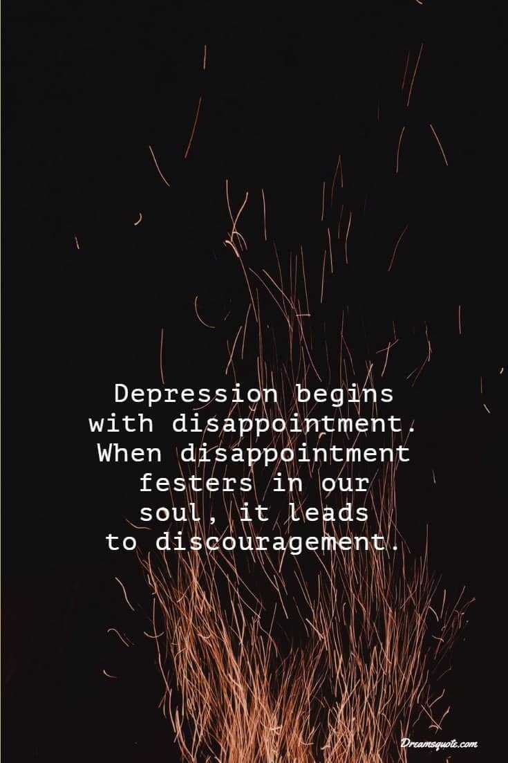 37 Depression Quotes About Life and Sayings 13