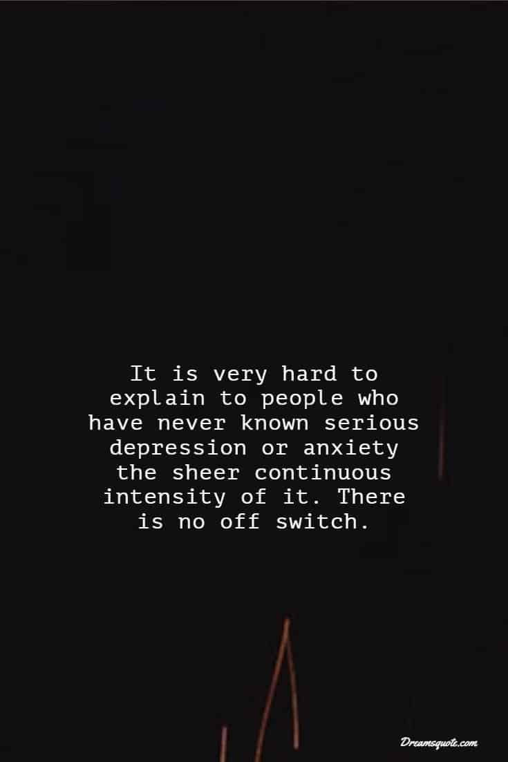 37 Depression Quotes About Life and Sayings 20