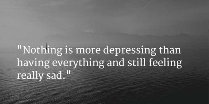 37 Depression Quotes About Life and Sayings 21