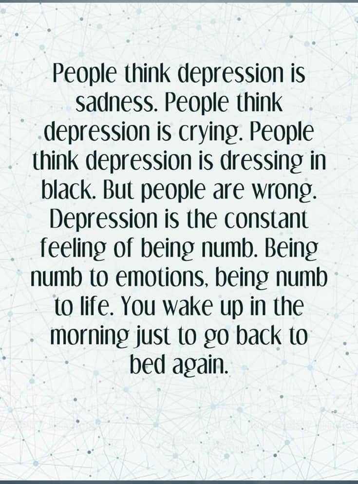 Jokes liners depression one The 42+