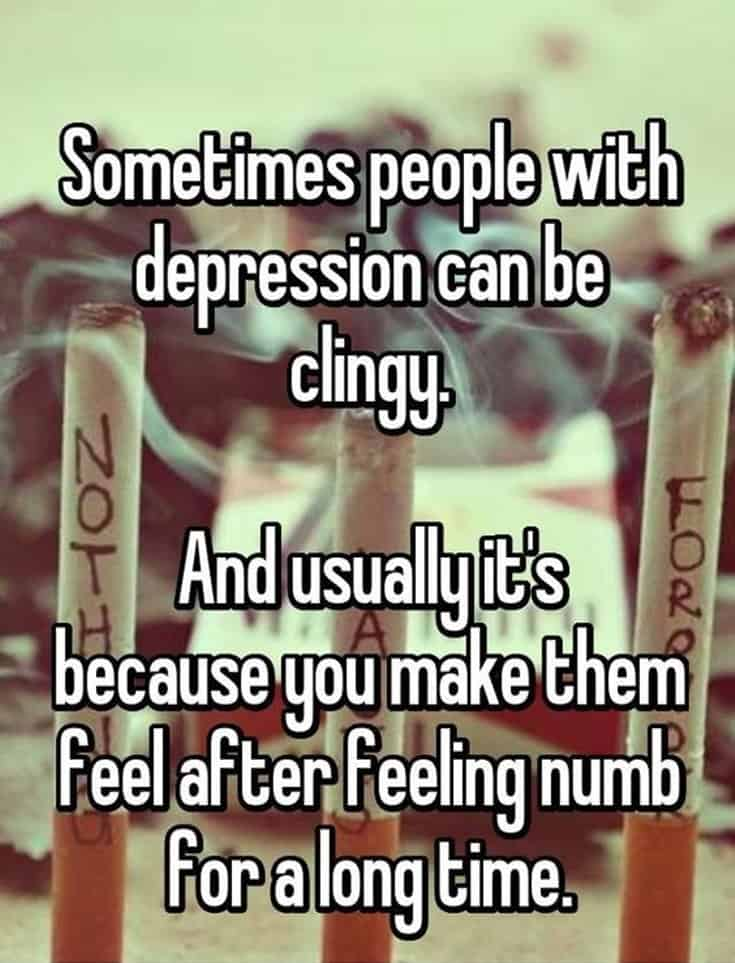 37 Depression Quotes About Life and Sayings 31