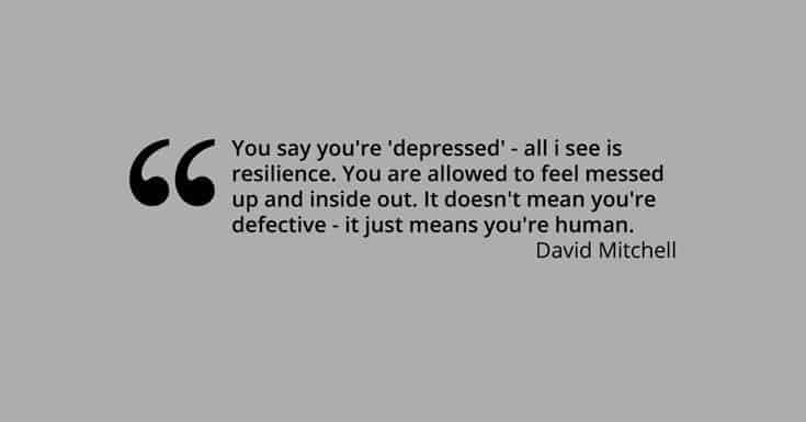 37 Depression Quotes About Life and Sayings 32
