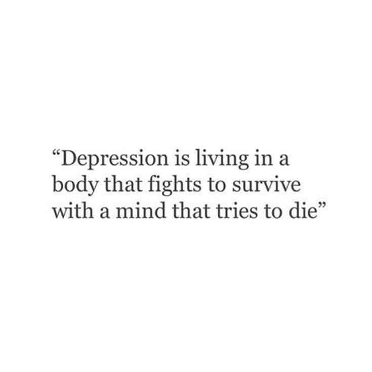 300 Depression Quotes and Sayings About Depression 172