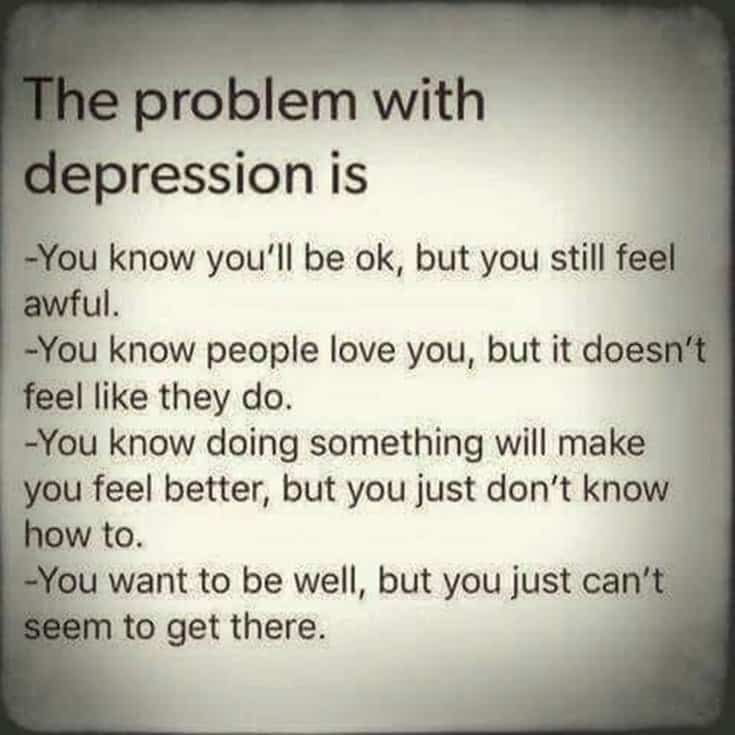 300 Depression Quotes and Sayings About Depression 176