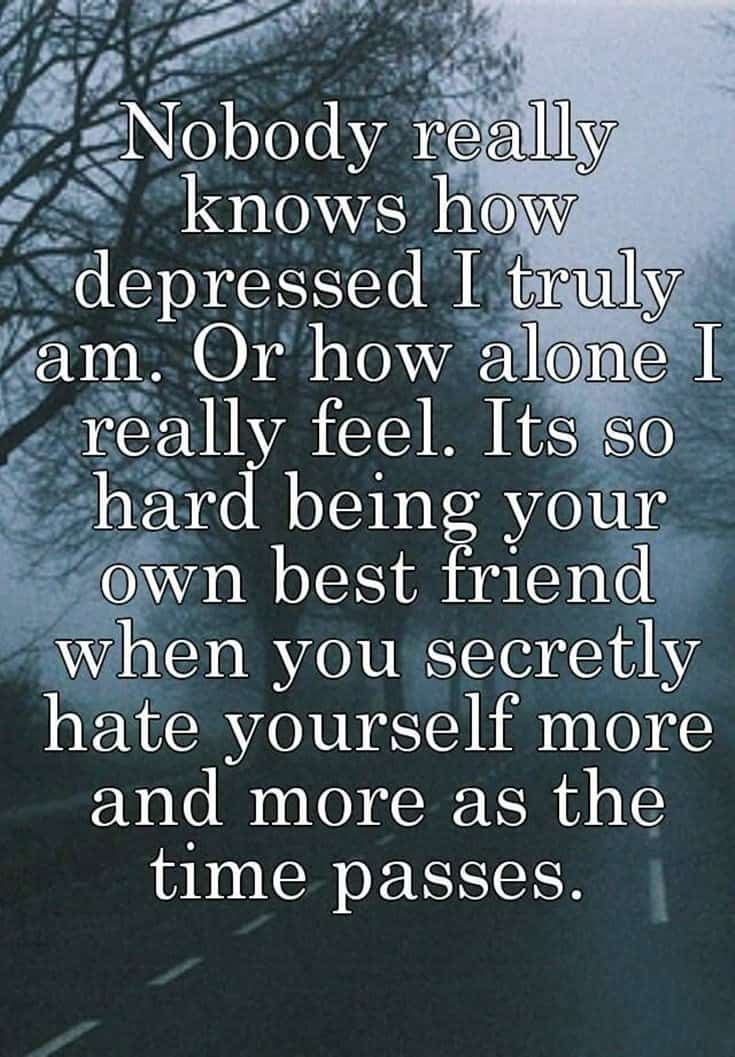 300 Depression Quotes and Sayings About Depression 179