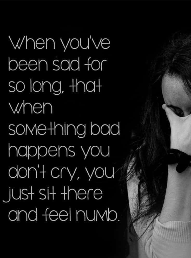 300 Depression Quotes and Sayings About Depression 257