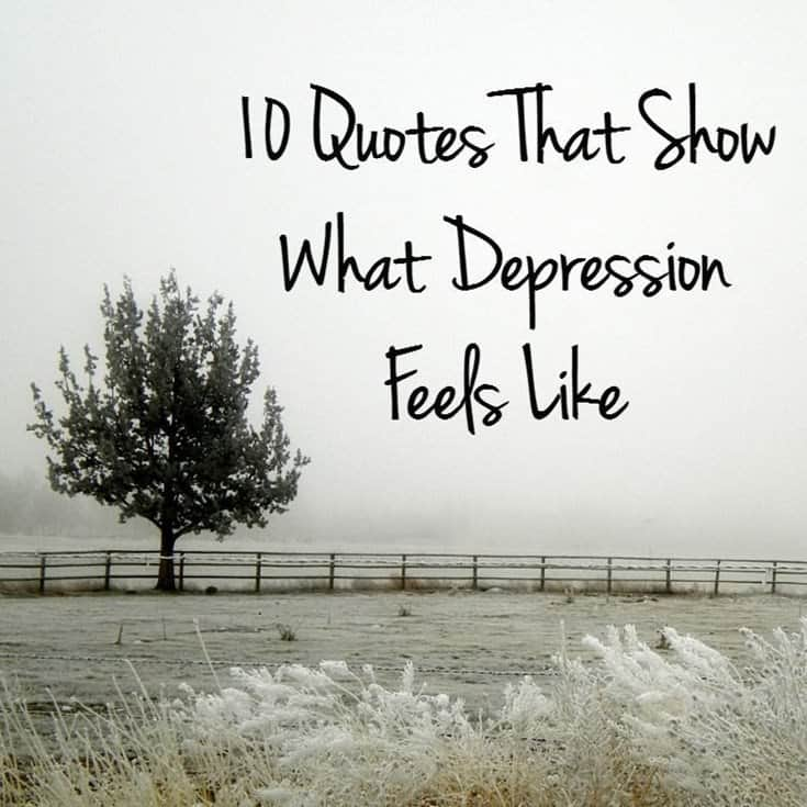 300 Depression Quotes and Sayings About Depression 41