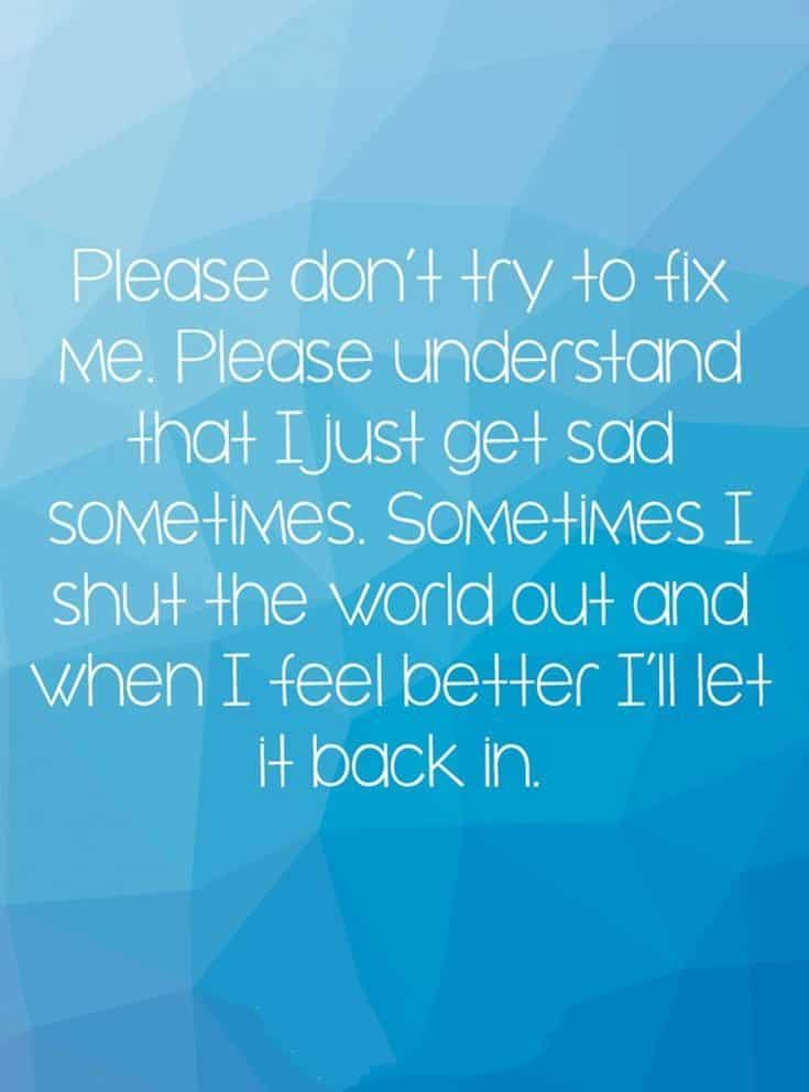 300 Depression Quotes and Sayings About Depression 90