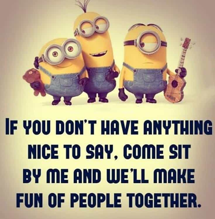 50 Funny Minions Quotes and Sayings 22