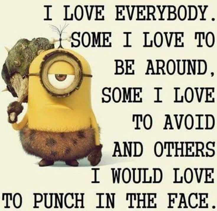 50 Funny Minions Quotes and Sayings 36