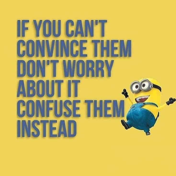 50 Funny Minions Quotes and Sayings 9