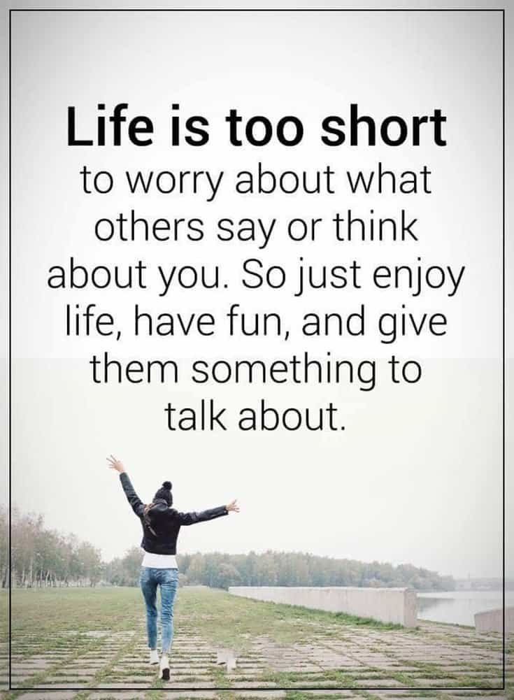 57 Beautiful Short Life Quotes Quotes on Life Lessons 44