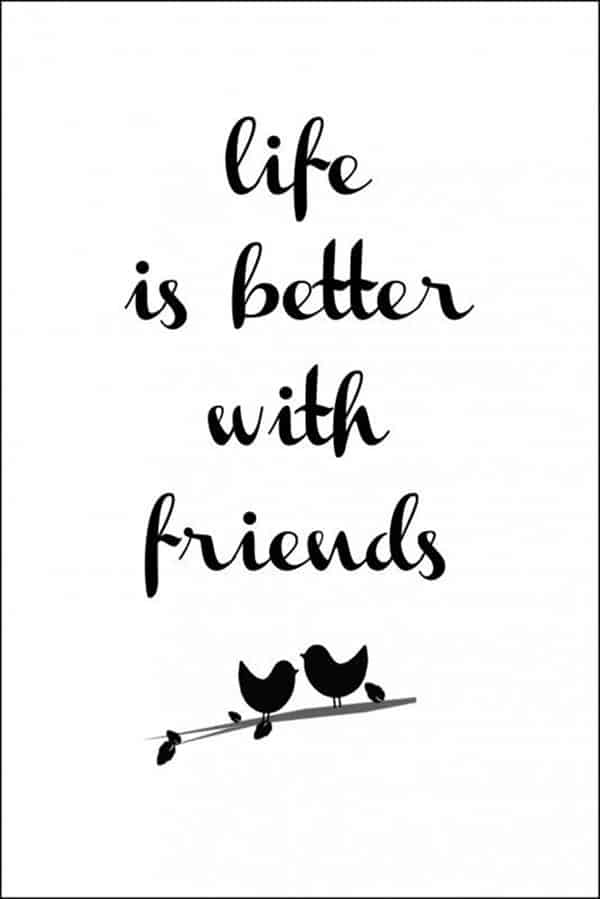 38 True Friendship Quotes – Best Friends Forever Quotes 14