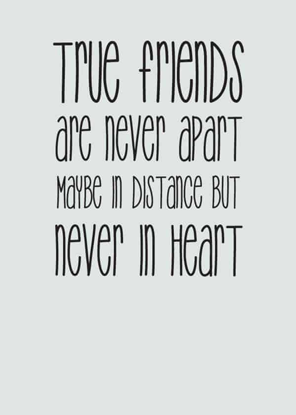 38 True Friendship Quotes – Best Friends Forever Quotes 29