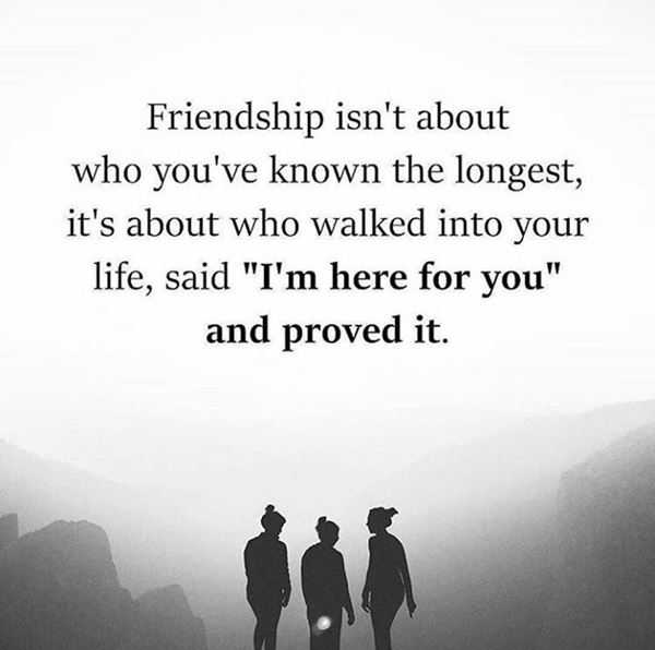 38 True Friendship Quotes – Best Friends Forever Quotes 6
