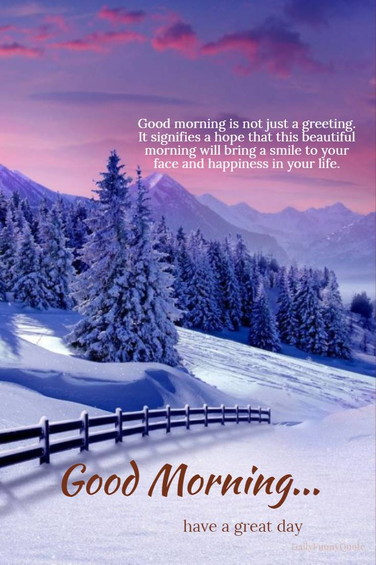 50 Good Morning Quotes and Wishes with Beautiful Images 47