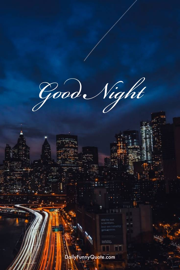 28 Amazing Good Night Quotes and Wishes with Beautiful Images 3