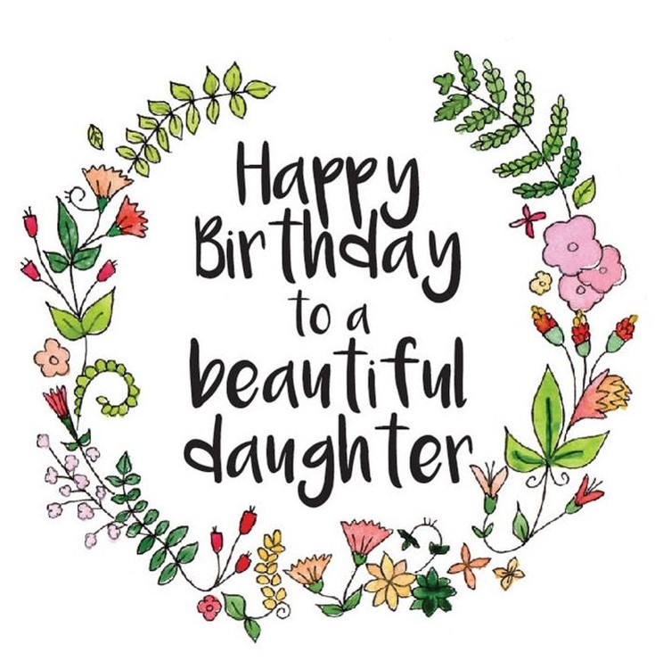 26 Happy Birthday Wishes for Daughters Best Messages Quotes 11
