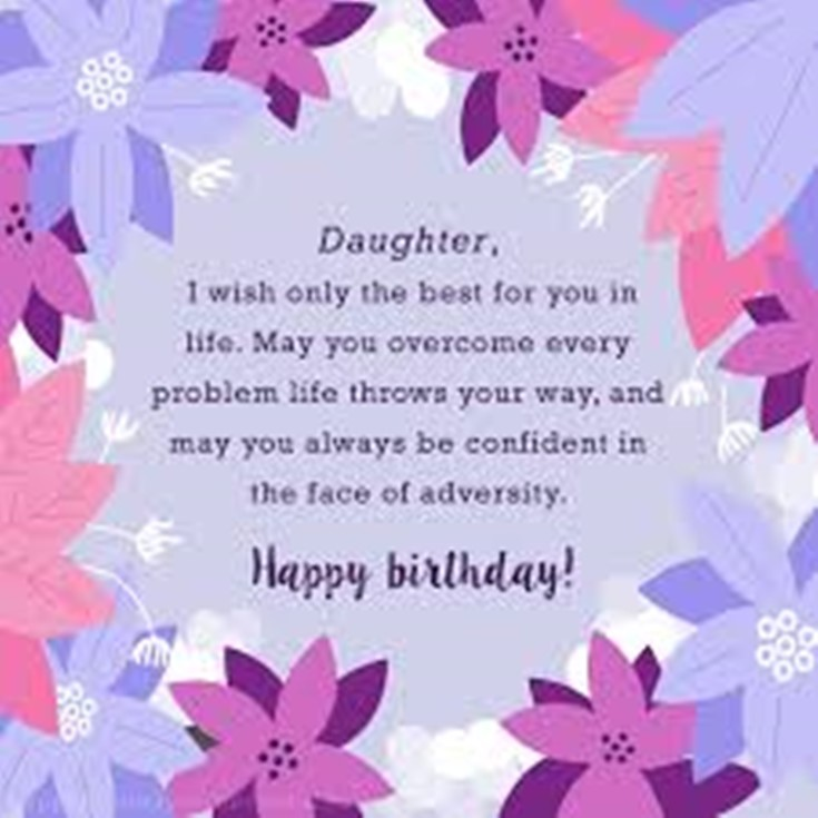 26 Happy Birthday Wishes for Daughters Best Messages Quotes 2