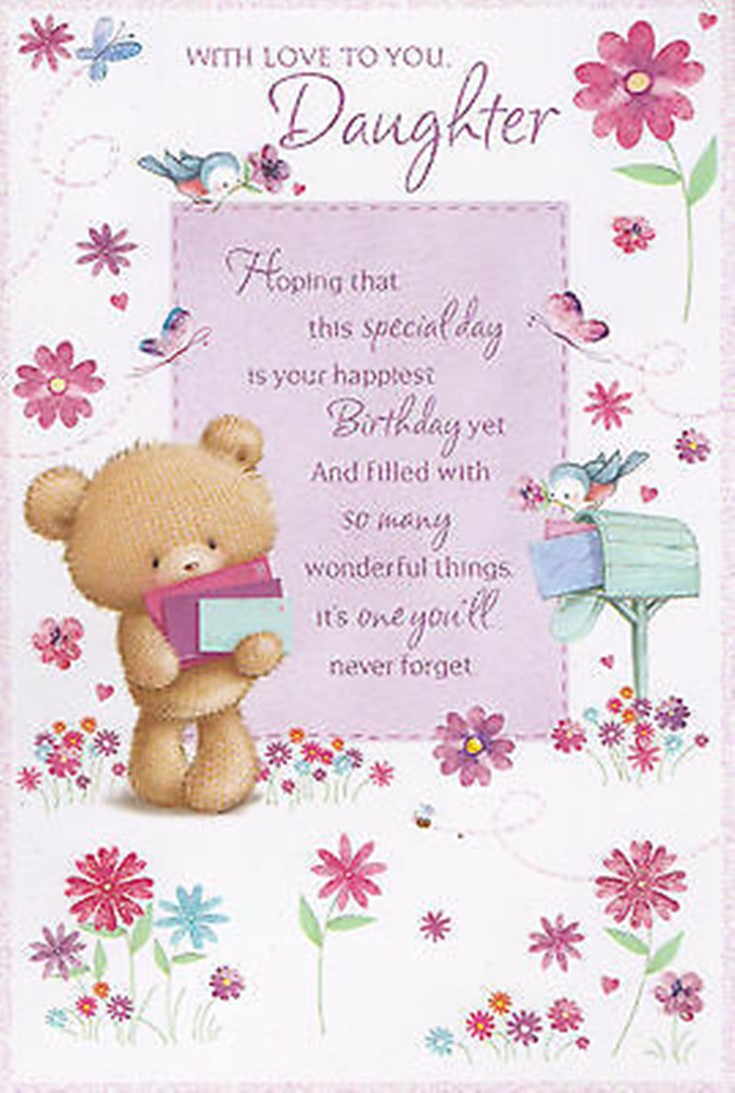 26 Happy Birthday Wishes for Daughters Best Messages Quotes 25