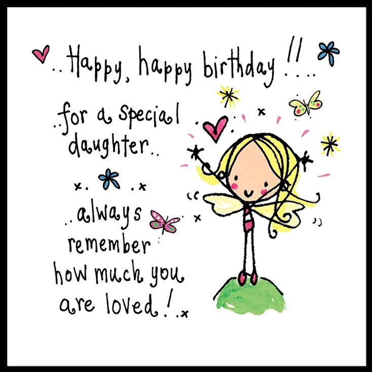 26 Happy Birthday Wishes for Daughters Best Messages Quotes 26